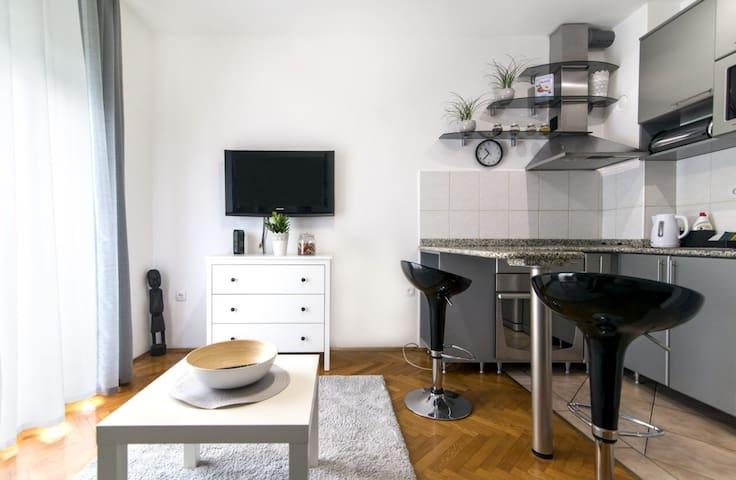 ANDREA LOFT One bedroom app, Balcony FREE parking