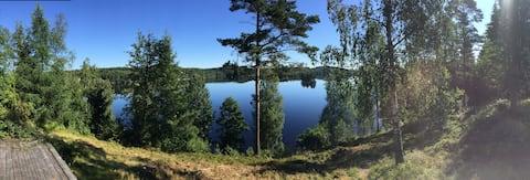 Lilla Loftsdal BNB - Sauna Lake