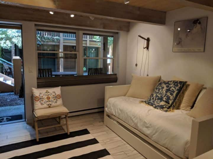 Well-Appointed Studio in Aspen Core