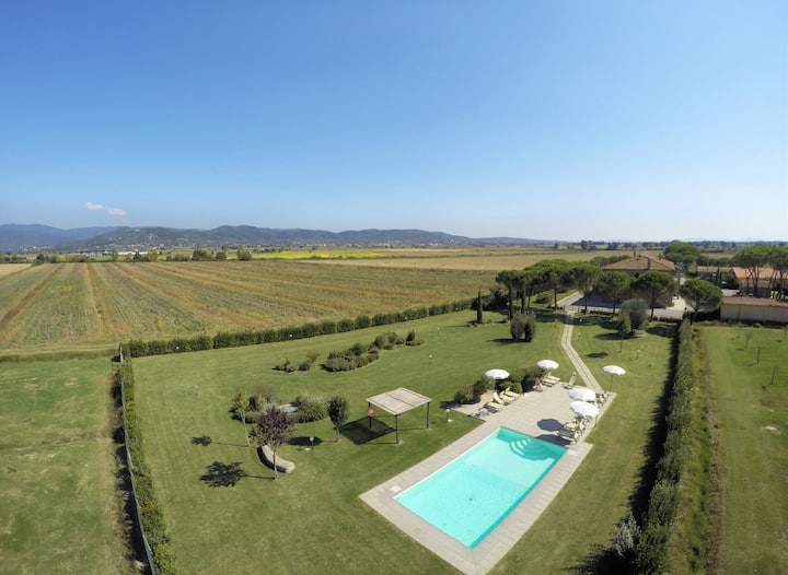 Rural Tuscany | Farmhouse with private pool
