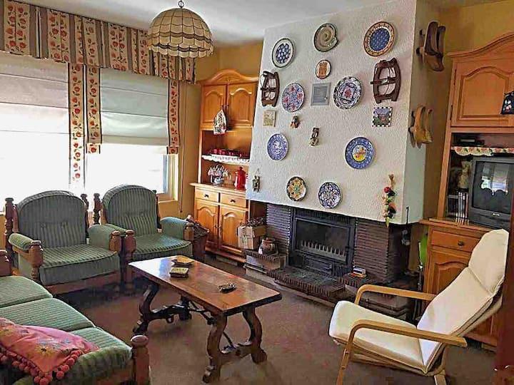 Confortable y amplio apartamento en S. Isidro