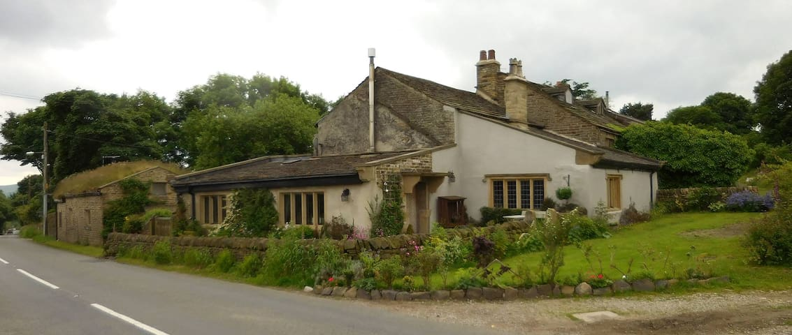 Allmans Heath Cottage Byre - Derbyshire - Bangalô