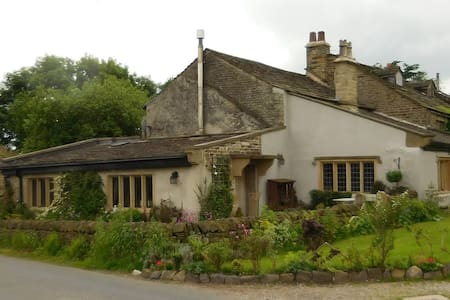 Allmans Heath Cottage Byre - Derbyshire - 小平房