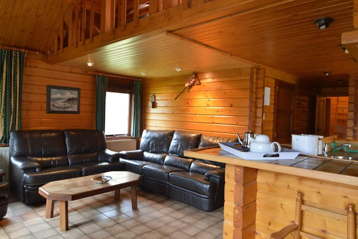 Comfortable Chalet in Ovifat near Ski Lift