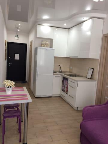 Уютная квартира в новострое