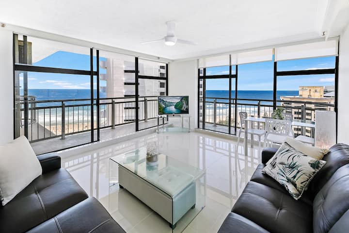 Oceanview Exec 19th level 1 Bedroom Beach Apt