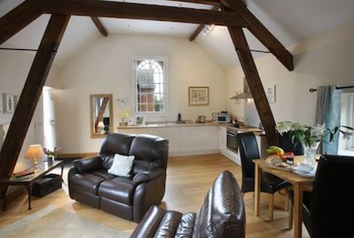 The Granary - Shrewsbury, Shropshire - Wohnung