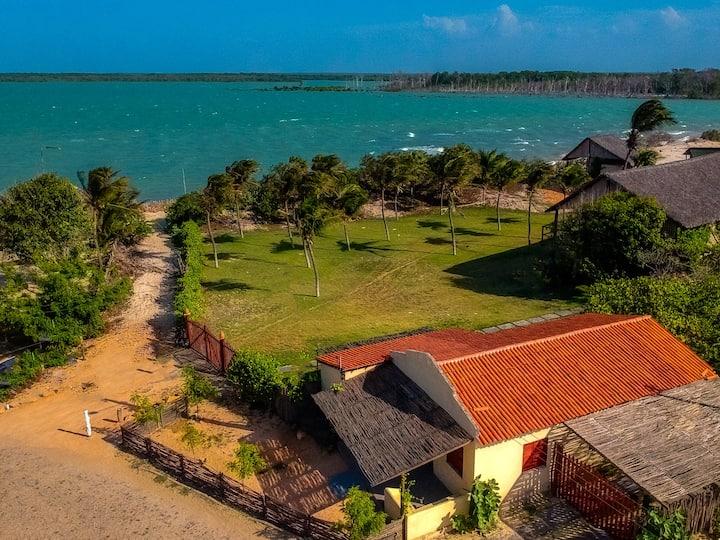 House on the beach-Macapa' , AliCori  Accomodation