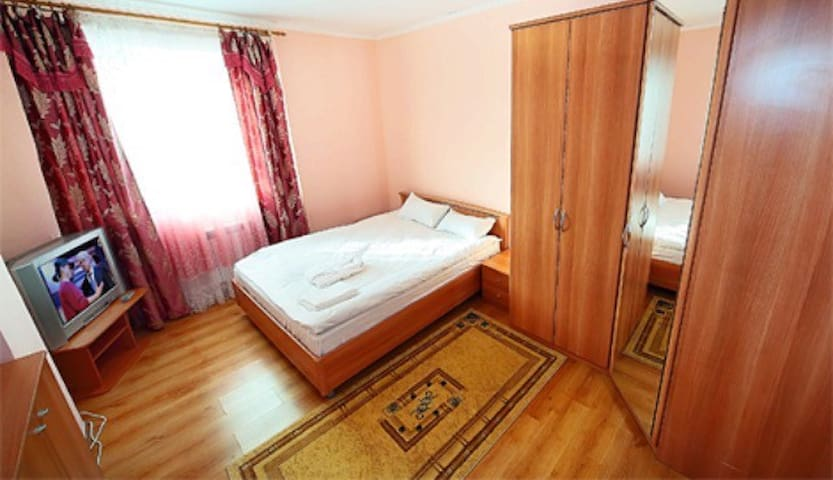 Guys! nice and clean place!! - Astana - Appartement
