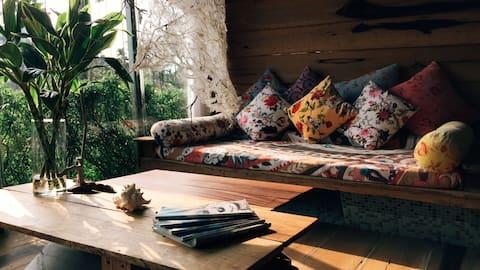 Sun Moon Lake Secret Garden Design Villa #4