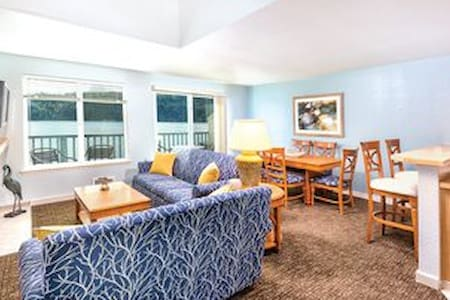 Worldmark Discovery Bay Townhome Ocean View