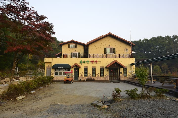 봉수산펜션101 - Daeheung-myeon, Yesan-gun - Pension (Korea)