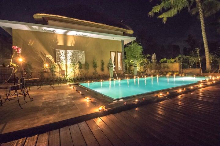 Serenity Ubud Private Villa #2 + Pool