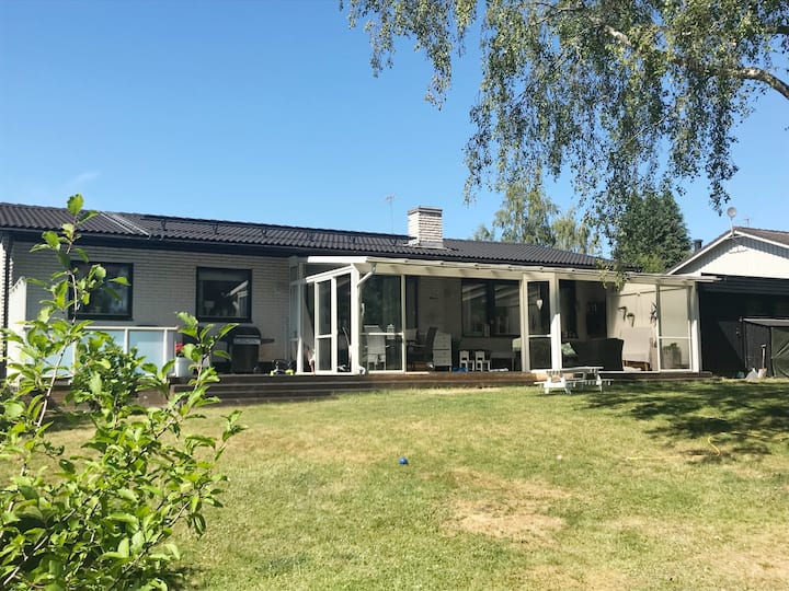 Spacious house  300 m from Astrid Lindgren's World