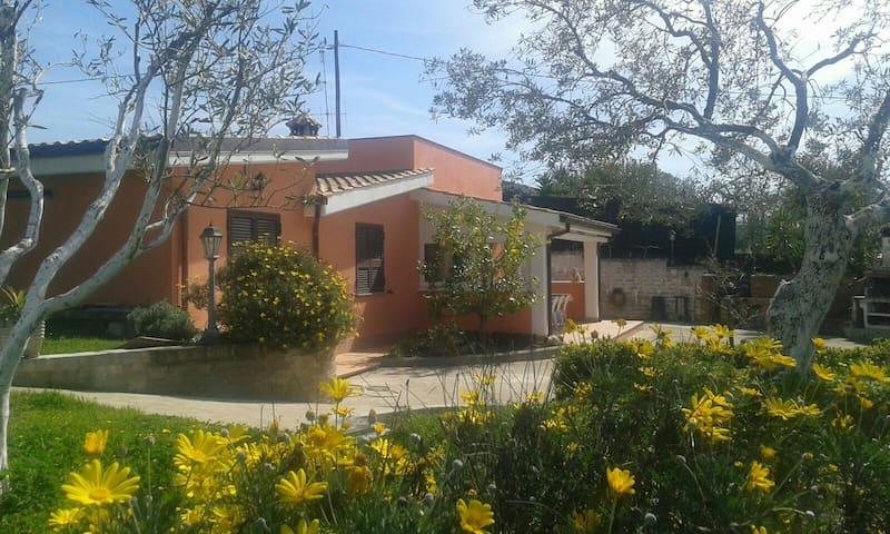 Relax in villa a 20 min da Roma - Lanuvio - Hus