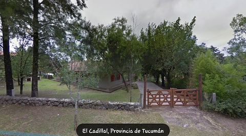 Casa de campo El Cadillal