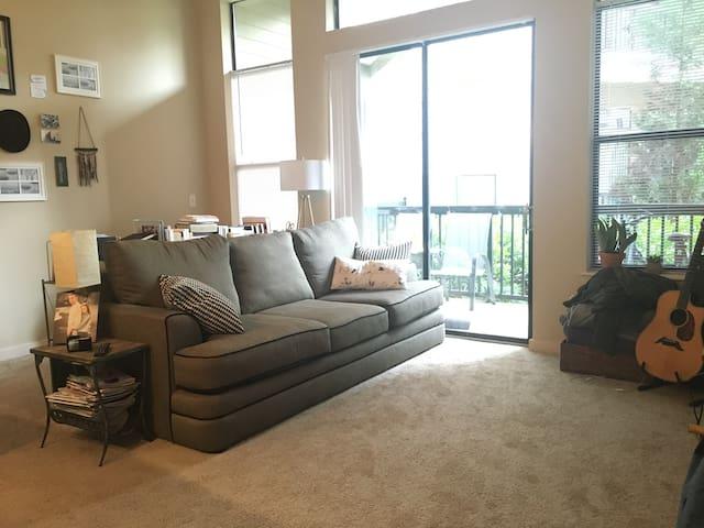 Loft Apartment in Inman Park - Atlanta - Loft