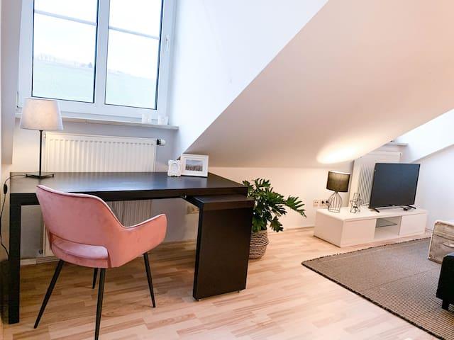 Super cozy Apartment im Herzen Würzburgs