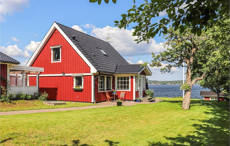 Holiday cottage with 3 bedrooms on 127m² in Tranås