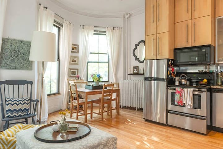 South End Apartment - Best location in the city!