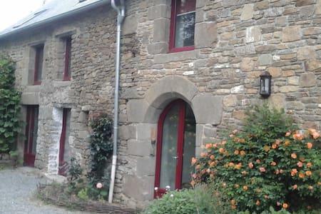 Studio campagnard entre St Malo et  Mt St Michel - Baguer-Morvan - Haus