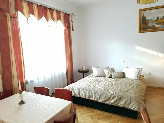 Large place sleeps 5 city center ! - Kielce - Byt
