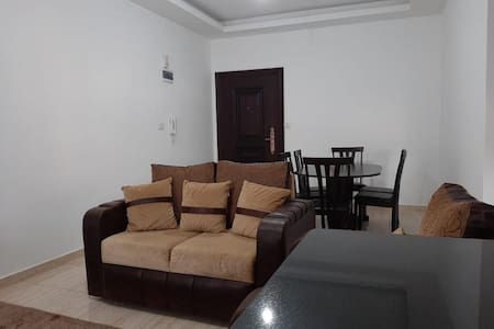 Great location ,furnished Appartment