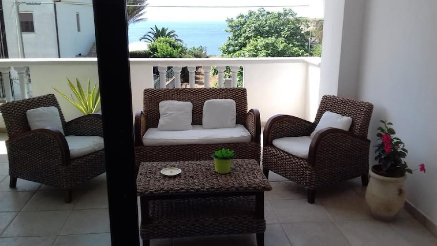 Holiday Apartment Capo Rizzuto sea view