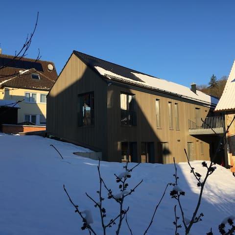 Dorfschmiede Esse - Hüttlingen - 公寓