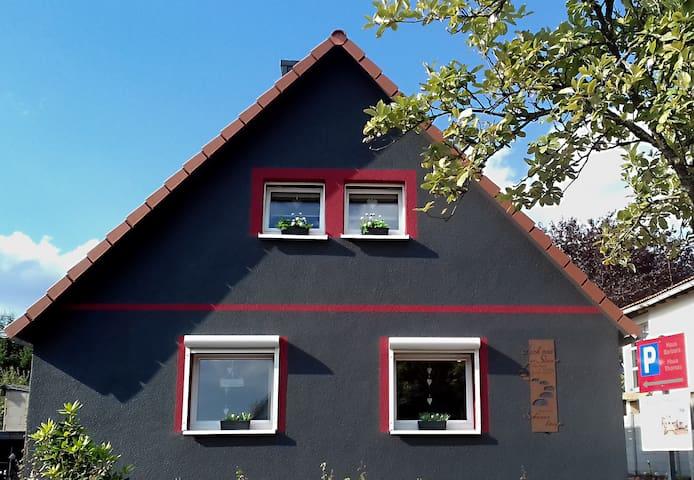 Haus Thomas Pirmasens, 3-Bett-Zimmer, Einbauküche