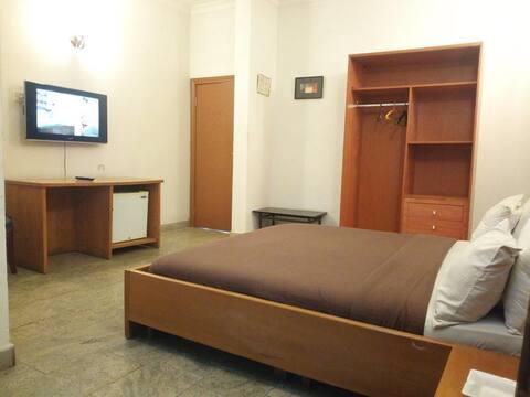 Karma Hotel - Deluxe Room