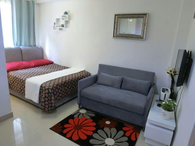 Modern and Comfortable Apt - 香港 - Apartamento