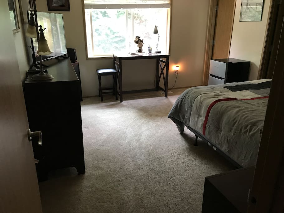 Guest Room from Door