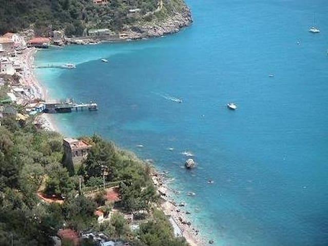Villaggio Residence Nettuno Amalfi coast beach