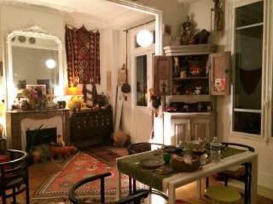 Salon // Living room