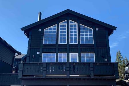 Trysil - ny hytte med høy standard