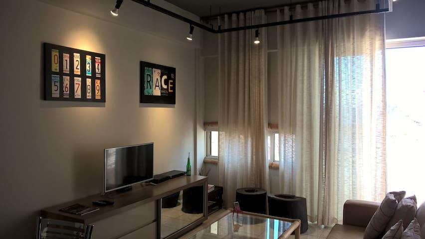 Apartamento Mobiliado - Cuiabá - MT - Cuiabá - Apartemen