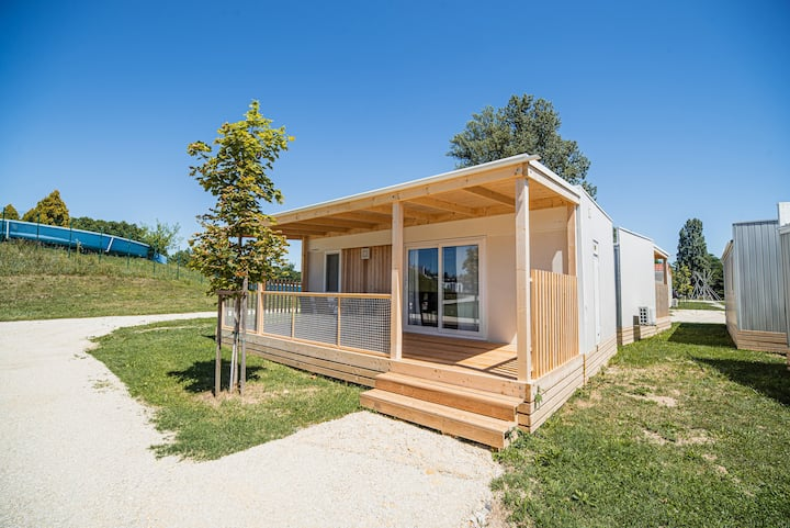 Two-Bedroom Mobile Home Apartment 1-11