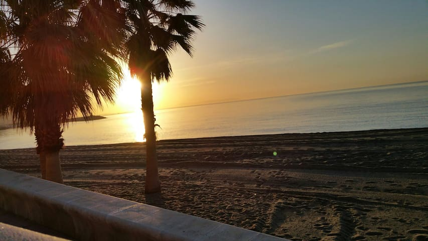 WARM WINTTER/TE MERECES UN DESCANSO - Aguadulce - Apartmen