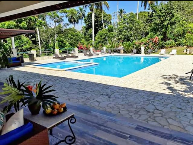 Villa en burende la Vega República Dominicana