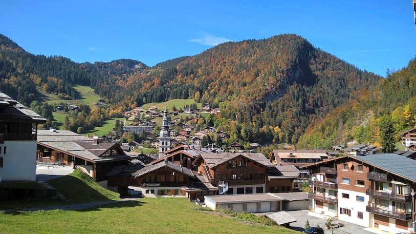 studio montagne à La Clusaz