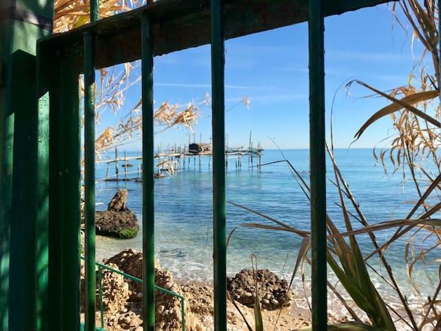 Villa del Pescatore a Vasto