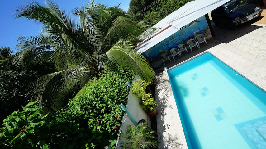 Private cabins hotel - Uvita - Byt