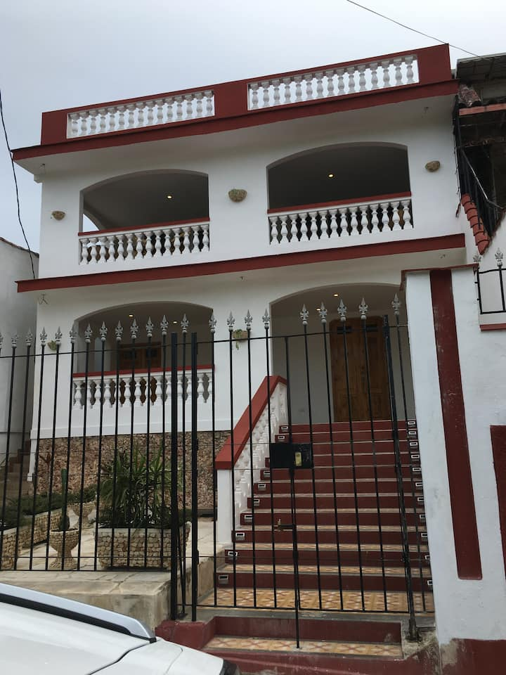 Casa Independiente.