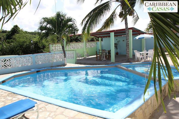Casa Tranquila, walk to beach! - La Habana - Villa