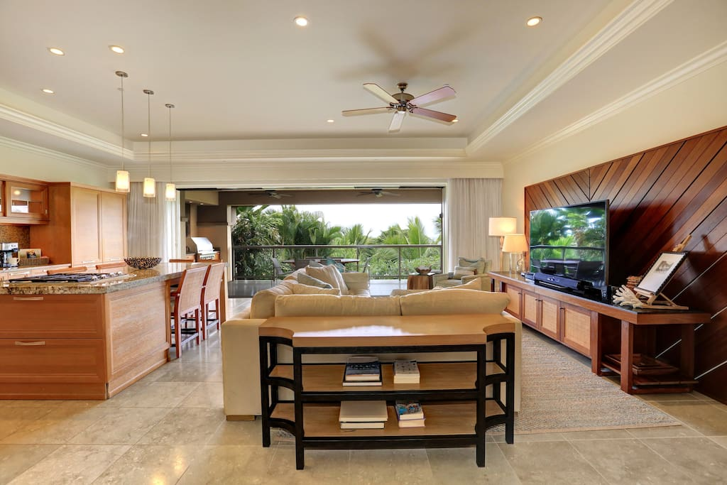 Ho'olei 55-2-Upstairs Living Area!