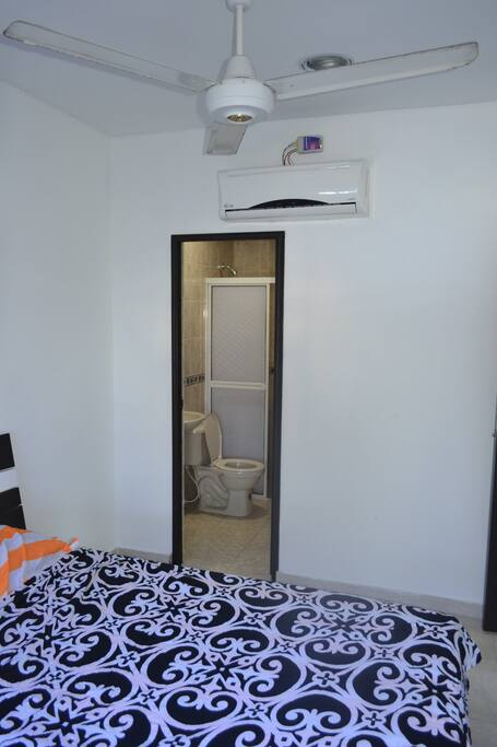 Habitación foto II / private room II