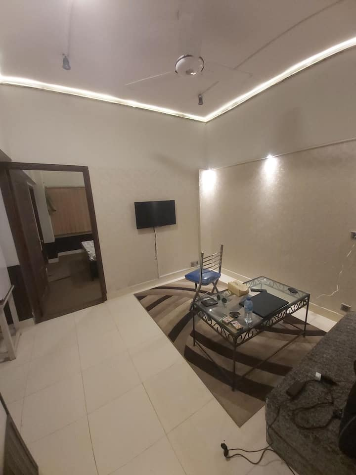 1bed, safe private and comfortable apartment