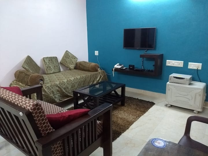 Ground Floor Apartment at Royapettah