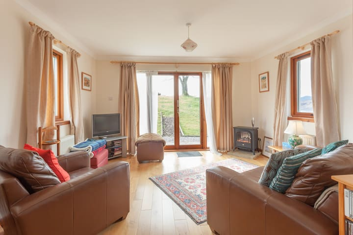 Epic views of Eilean Donan Castle - Dornie - Apartment